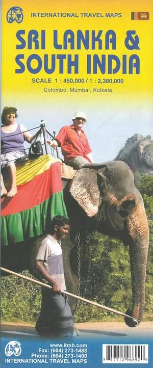 Sri Lanka / India Zuid