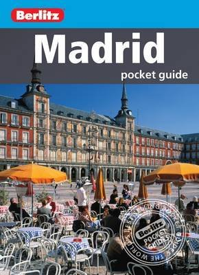Madrid Berlitz Pocket Guide