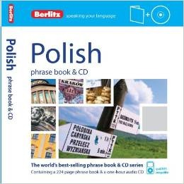 Polish Phrase Book & Cd Berlitz