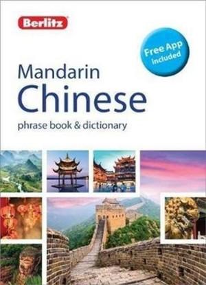 Berlitz Phrase Book & Dictionary Mandarin