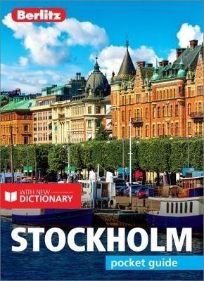 Stockholm Berlitz Pocket Guide