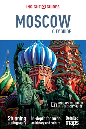 Insight Guides City Guide Moscow