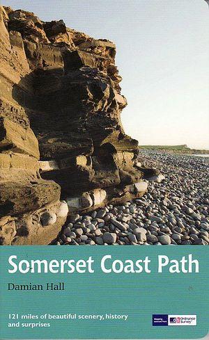Somerset Coast Path - National Trail Gui