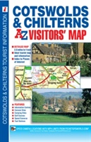 Cotswold & Chilterns Visitors Map