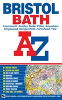 Bristol & Bath Street Atlas