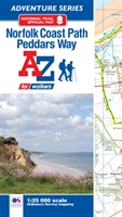 Norfolk Coast Path Adventure Atlas