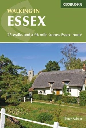 Essex walking in 25-day walks+one 11-stage end-to-end route