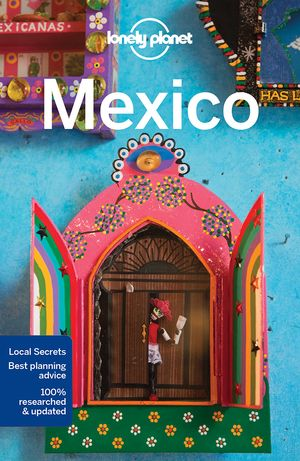 Lonely Planet Mexico dr 15
