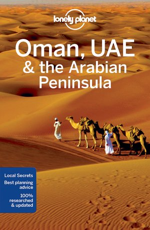 Lonely Planet Oman, UAE & Arabian Peninsula dr 5