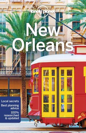 New Orleans 8 city guide +map