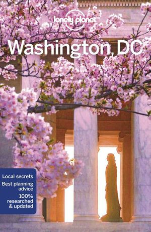 Washington DC 7 city guide +map