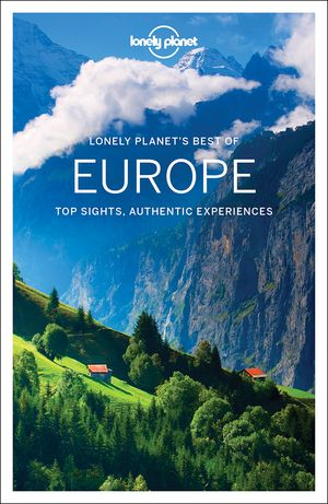Lonely Planet Best of Europe 1e