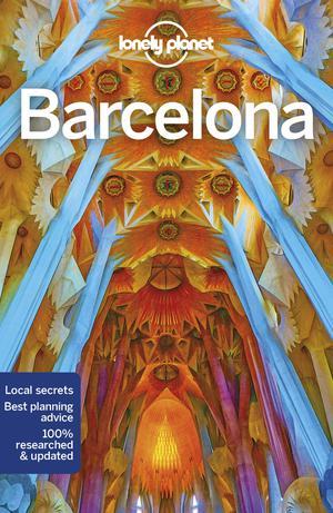 Barcelona 11 city guide + map