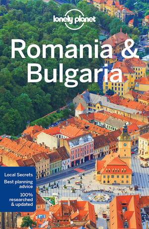 Lonely Planet Romania & Bulgaria