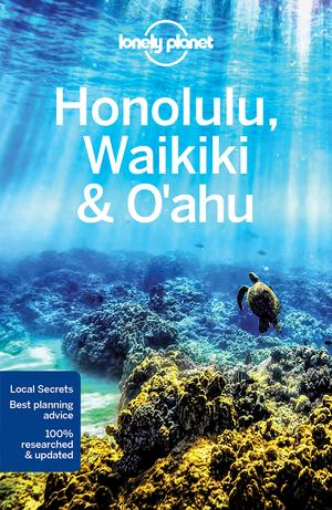 Lonely Planet Honolulu Waikiki & Oahu