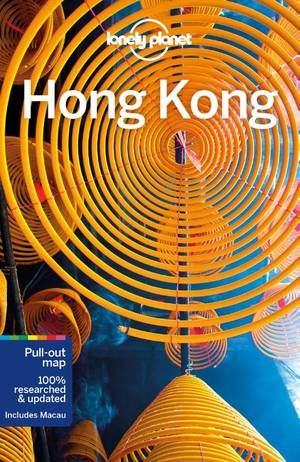 Hong Kong 18 city guide + map