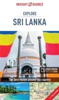 Insight Guides: Explore Sri Lanka - Sri Lanka Travel Guide Book