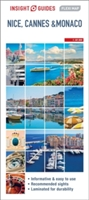 Insight Flexi Map Nice, Cannes And Monaco Map
