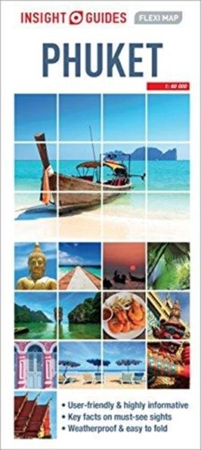 Insight Guides Flexi Map Phuket
