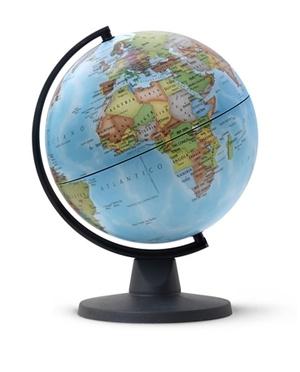 Globe Blue Earth Insight Guides
