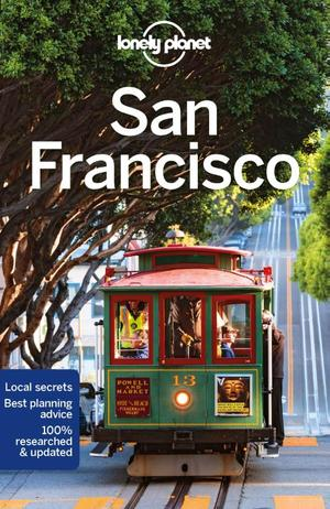 San Francisco 12 city guide + map