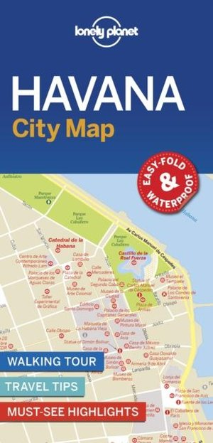 Havana city map
