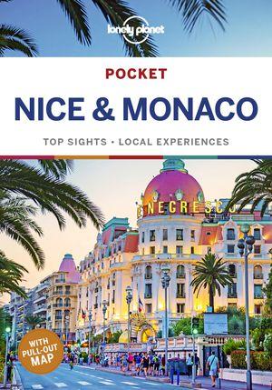 Lonely Planet Nice & Monaco