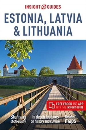 Insight Guides Estonia, Latvia & Lithuania