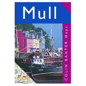 Mull 1:165.000 Collin Baxter Map