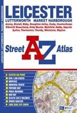 Leicester A Z Street Atlas