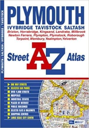 Plymouth Az Street Atlas