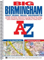 Big Birmingham Street Atlas