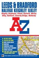 Leeds & Bradford A-z Street Atlas
