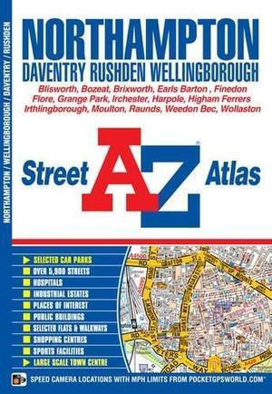 Northampton Az Street Atlas