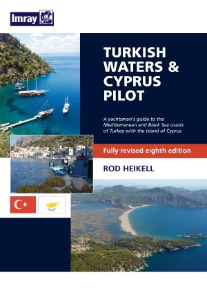 Turkish Waters & Cyprus Pilot Imray