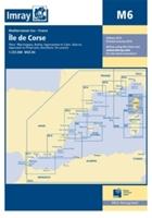 Ile De Corse Imray Chart M6 1:25d5.000