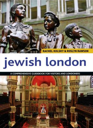 Jewish London Guidebook