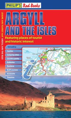 Philip's Red Books Argyll And The Is Krt