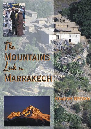Mountains Look On Marrakech
