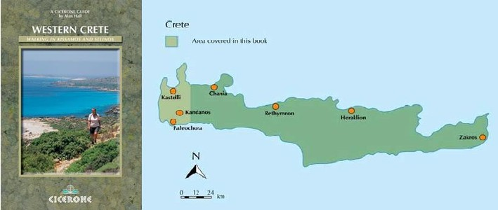 Western Crete - Cicerone