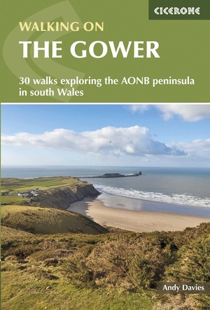 Walking On The Gower