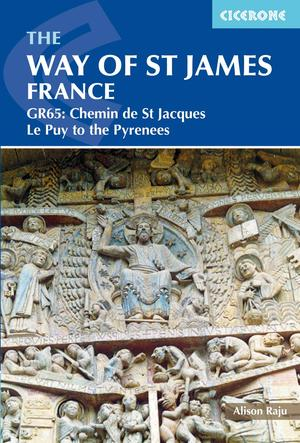 Way Of St James - Le Puy To The Pyrenees