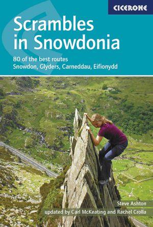 Scrambles In Snowdonia