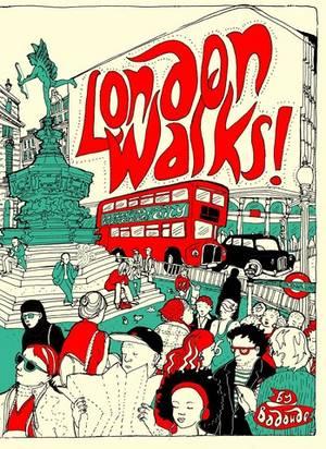 London Walks Strip Badaude