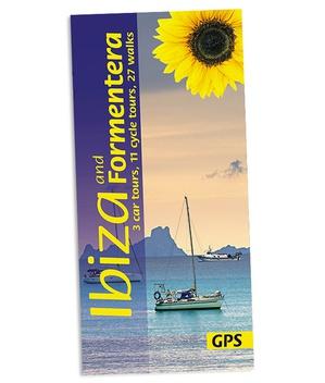 Ibiza And Formentera: 3 Car Tours, 11 Cycle Tours, 27 Walks