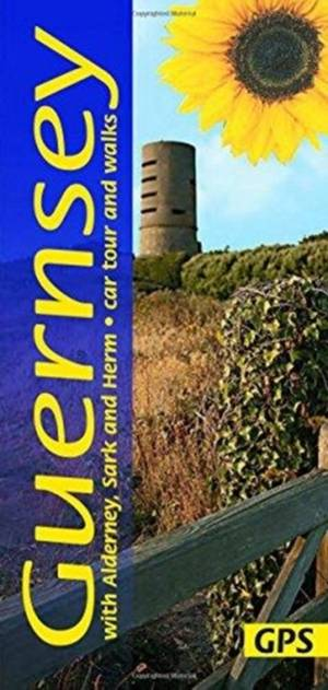 Guernsey With Alderney, Sark And Herm -Car tour and walks