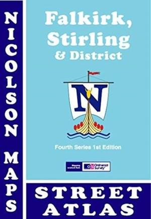 Falkirk, Stirling And District Street Atlas