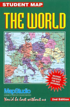World student map