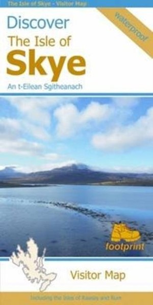 Discover The Isle Of Skye waterproof map
