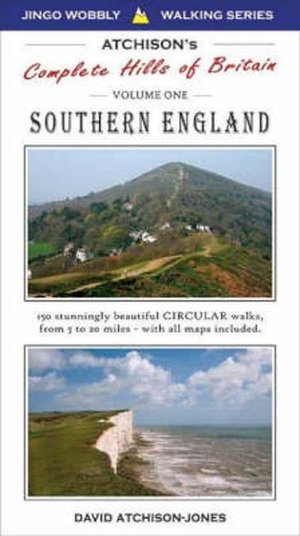 Southern England Walking Wobbly. Vol. 1